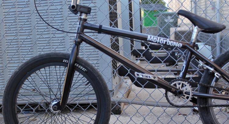 Eclat – Sean Burns Bike Check
