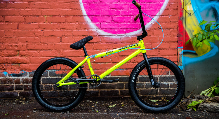 Sunday Bikes – Aaron Ross Bike Check