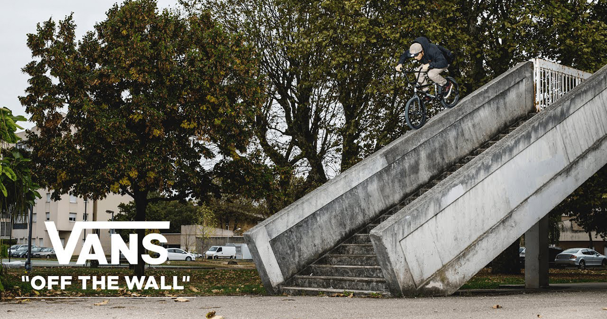 Vans - Bruno Hoffmann Welcome to the Global Team