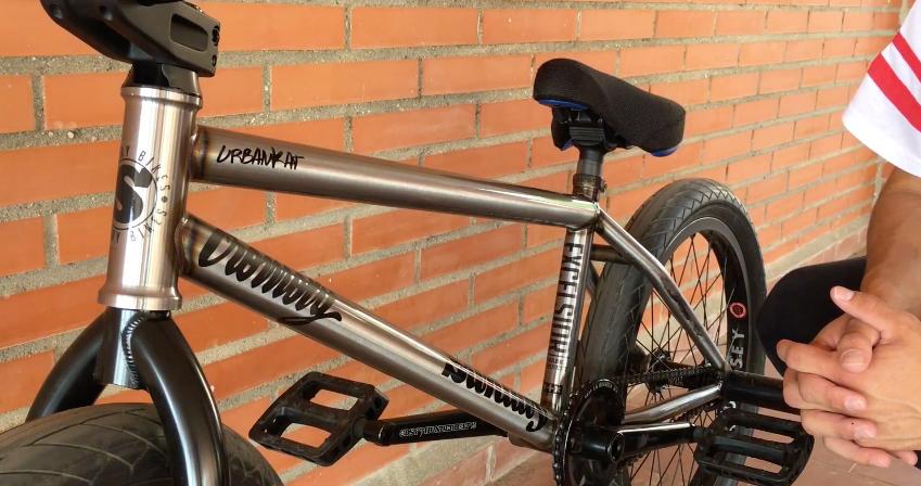 Champi Galan Video Bike Check