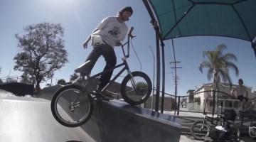 S&M Bikes Charlie Crumlish Video Bike Check BMX