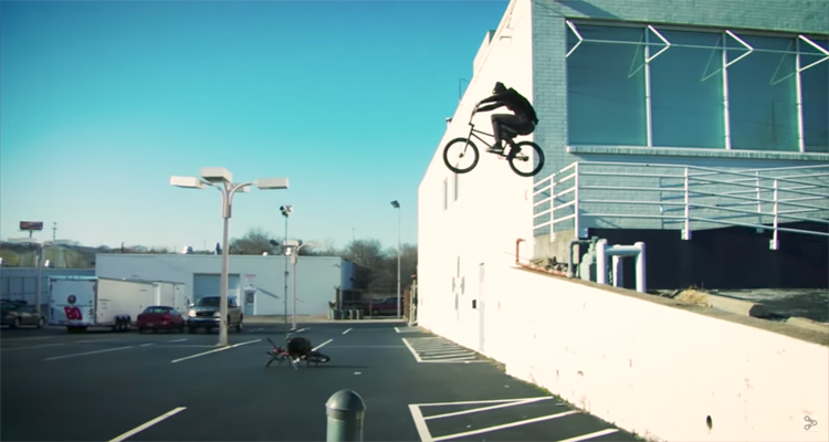 Cinema BMX – Nathan Williams Video Part