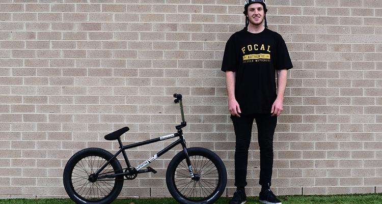 Colony BMX – Jack Kelly Bike Check