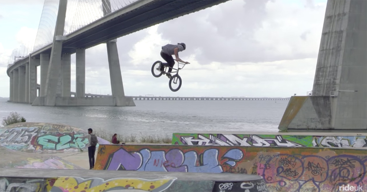 Corey Walsh – Full Speed In Portugal