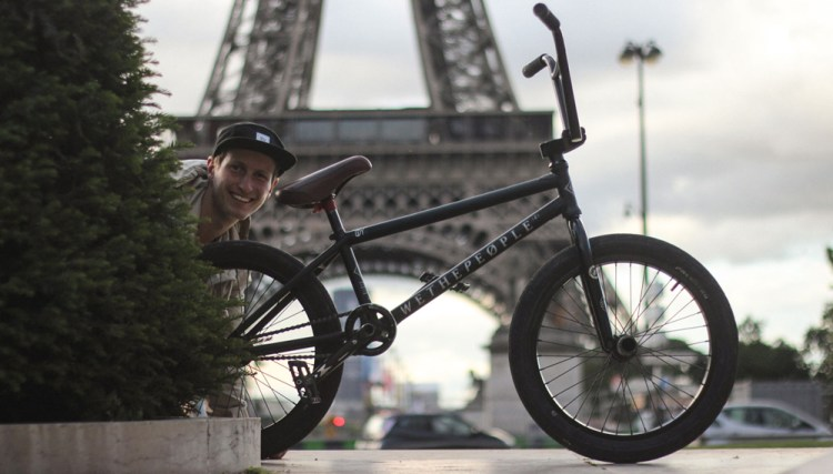Eclat BMX Robin Bourhis Bike Check