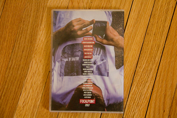 Focalpoint Alive & Well BMX DVD