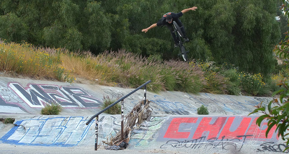 Haro Bikes – Mike Gray Ditch Days