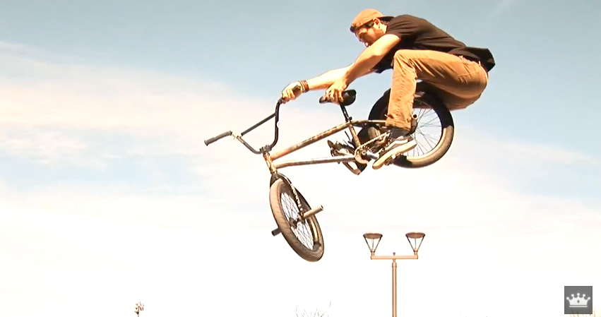 Empire BMX – How To Toboggan with Brett Silva