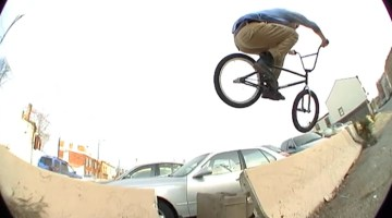 Pat Schlitzer Jib: Tape #4 BMX video