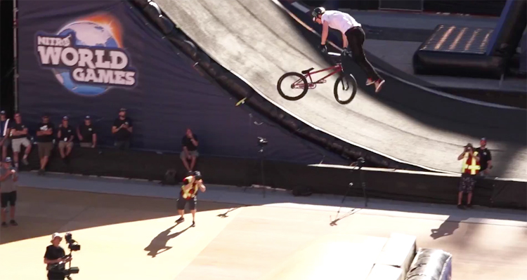 2017 Nitro World Games Results and Highlights