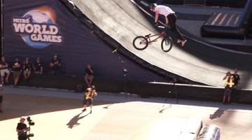 Nitro World Games 2017 BMX Highlights and Results