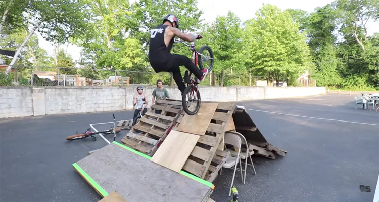 Scotty Cranmer – Budget Build Ramp Challenge