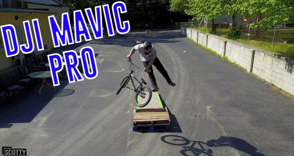 Scotty Cranmer – Testing Out Our New DJI Mavic Pro