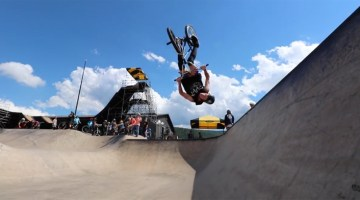 Scotty Cranmer FloriDeah Woodward East BMX videos