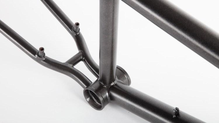 S&M Bikes Black Magic BMX Frame
