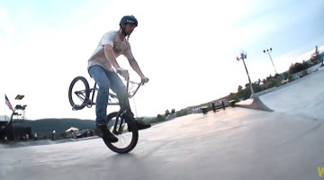 Woodward East 2016 BMX Mixtape