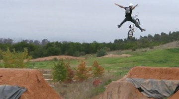 Back Bone Video Trail Mix Section BMX video