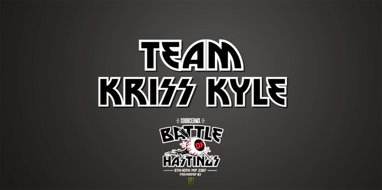 Battle of Hastings 2017 – Team Kriss Kyle