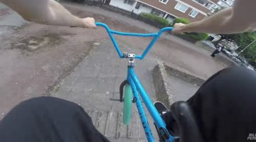 Billy Perry Daily Cruise Unreal BMX Spots In London