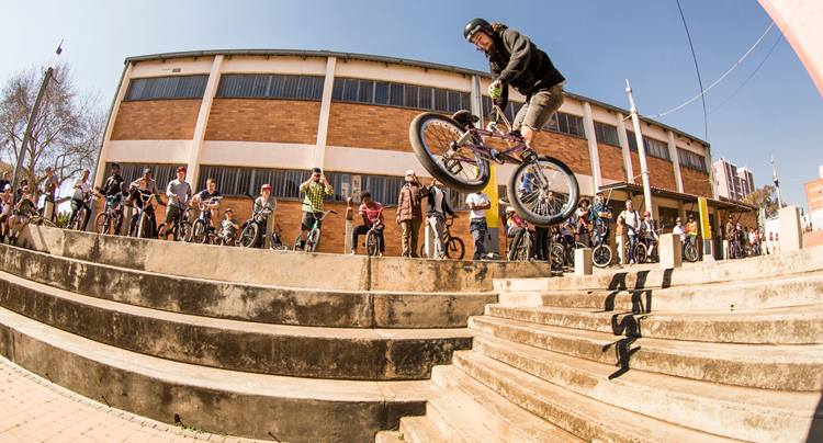 BMX Day 2017 Johannesburg, South Africa