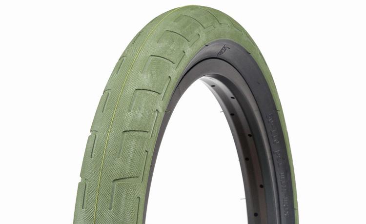 BSD BMX Alex Donnachie Donnastreet Tire Colors