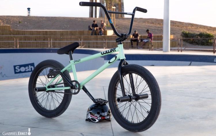 Colony BMX Tanguy Labertrande Bike Check