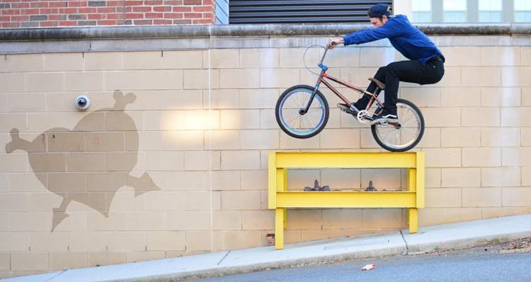 FBM X Powers Bike Shop – James Lukas Video