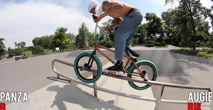 Game of Bike – Anthony Panza VS Austin Augie