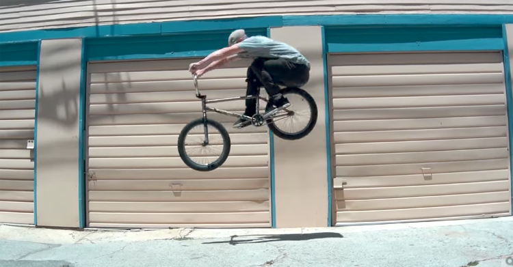 How To Bunnyhop A BMX The Right Way