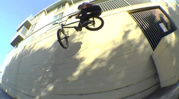 Johnny Atencio AM Spotlight BMX video