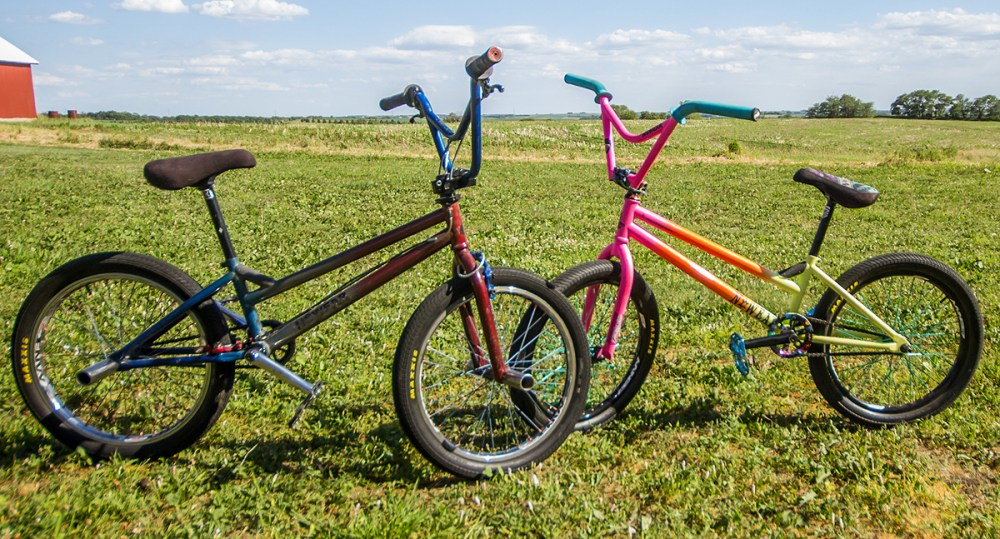 Karl Hinkley 40th Birthday Bike Checks