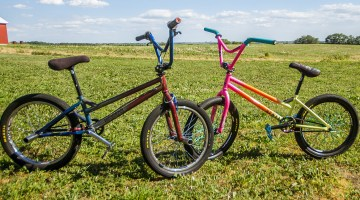 Karl Hinkley BMX Bike Check Nowear