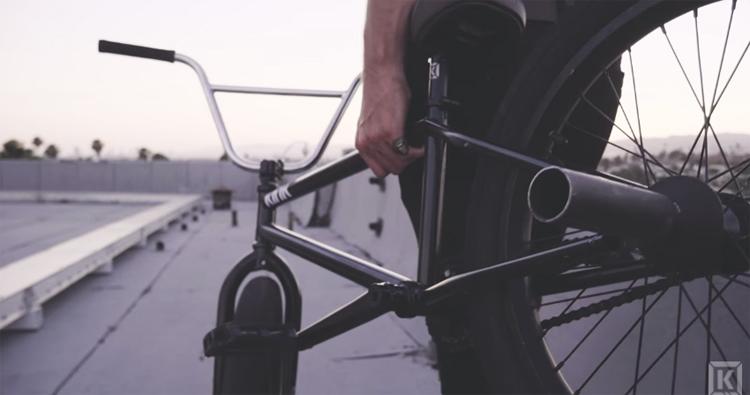 Kink BMX – Calvin Kosovich Rides The Brawler Rims