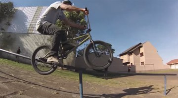 Lucas Paneitz Brazil BMX Video