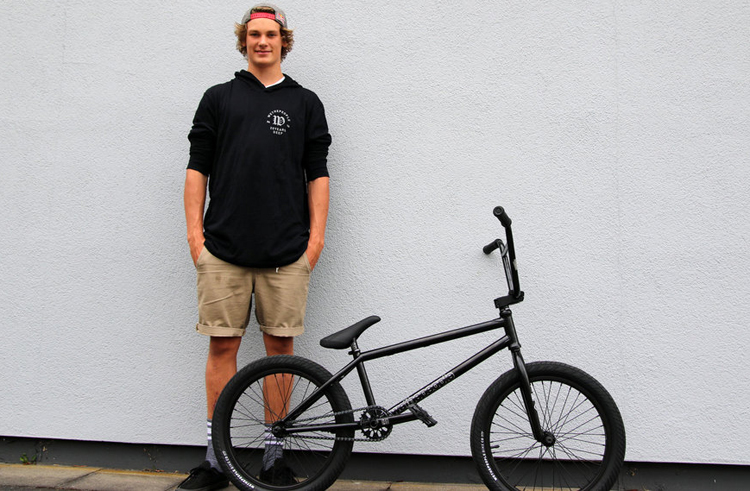 Paul Tholen BMX Bike Check Wethepeople Revolver