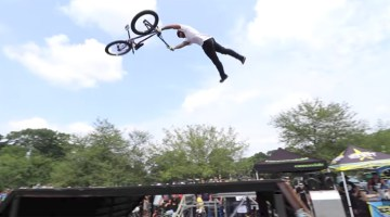 Scotty Cranmer BMX Jam Highlights Video