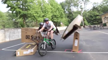 Scotty Cranmer Building BMX Side Hack