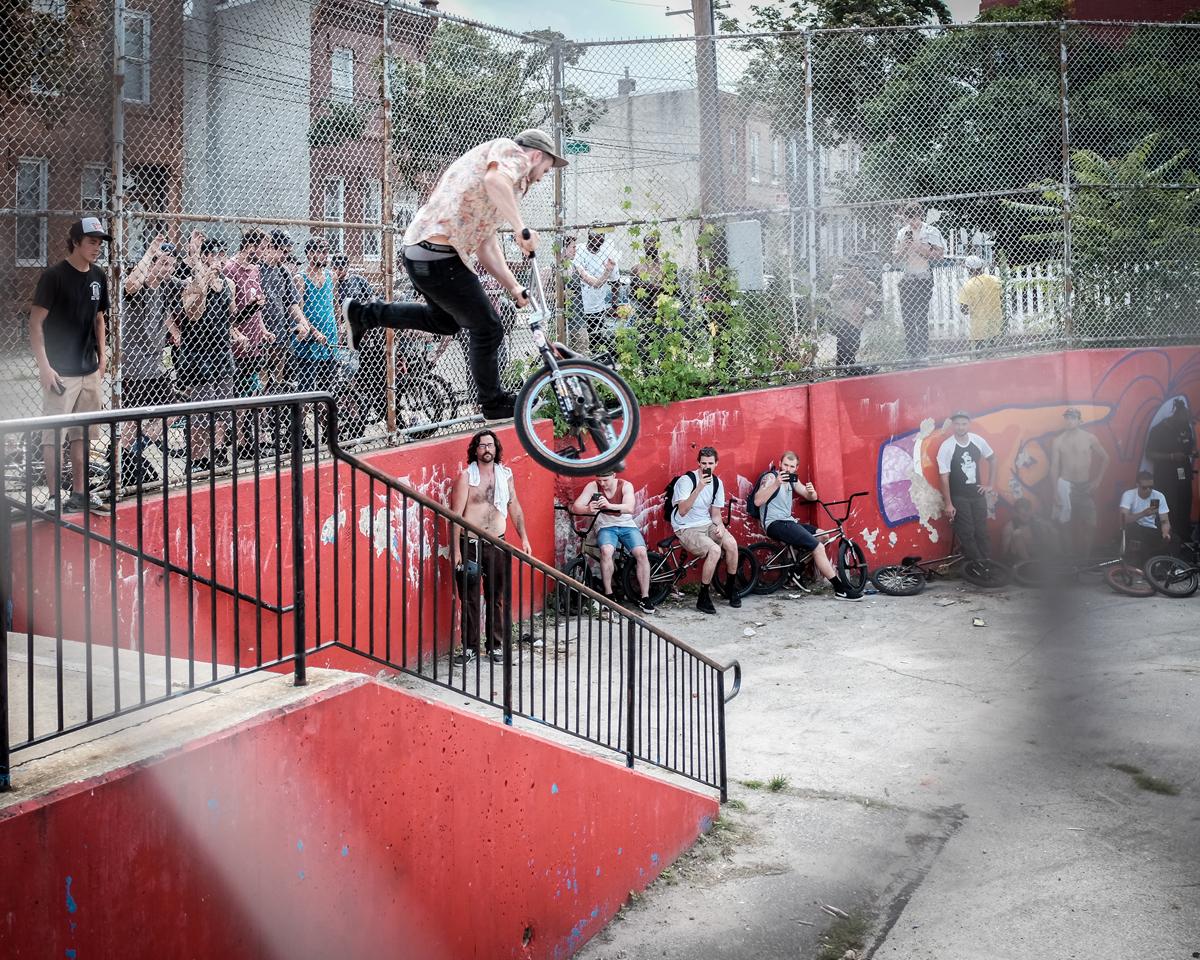 The Street Series Philadelphia - BMX Day 2017