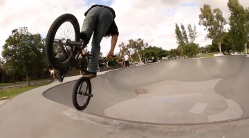 Tempered Weekend In Brisbane BMX video