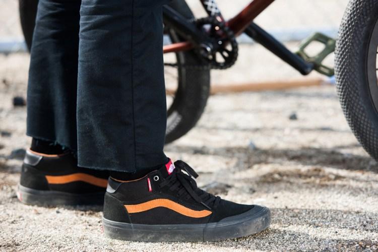 Vans Dakota Roche Style 112 Mid Pro Shoe