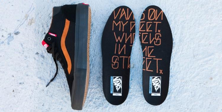 "365ef1602f6 Vans Dakota Roche Style 112 Mid Pro Shoe. """