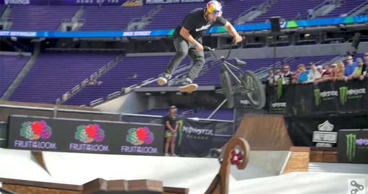 X Games BMX Street Finals 2017 Highlights Video