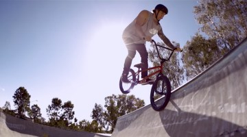 Zacahrya Dangerfield BMX video
