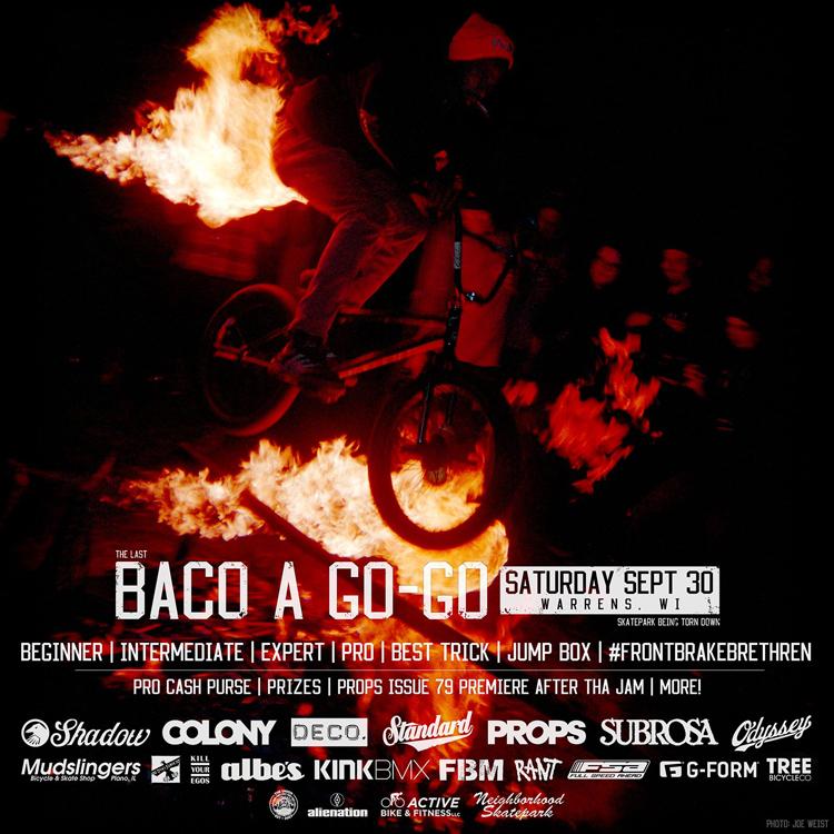 The Last Baco-A-Go-Go Jam