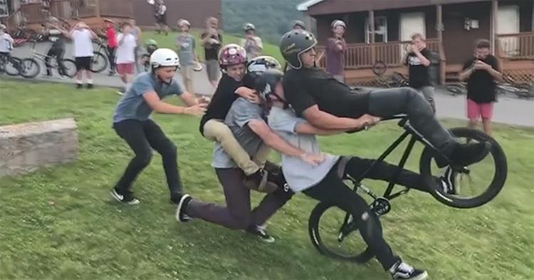 BMX Fail Compilation Video