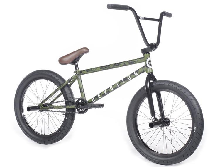 Cult 2018 Complete BMX Bikes