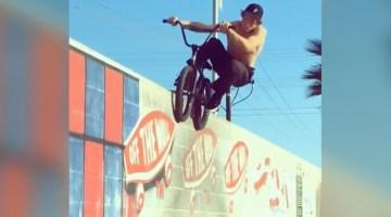Devon Smillie Summer 2017 Instagram Compilation BMX video