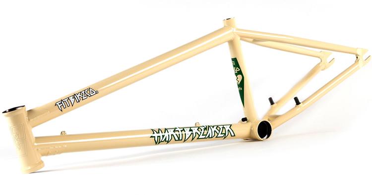 Fit Bike Co. - Beige Hornet Hartbreaker Frame