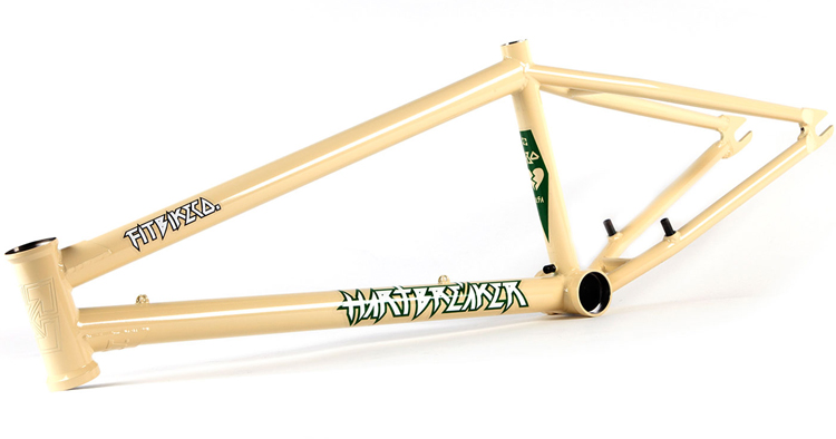 Fit Bike Co. – Beige Hornet Hartbreaker Frame