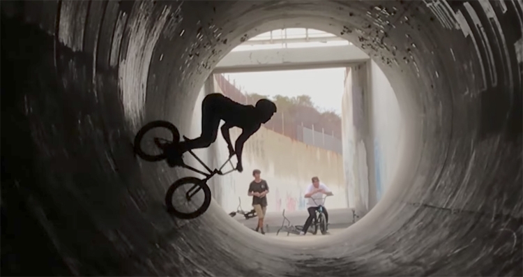 FloriDeah – Riding The Mt. Baldy Full Pipe